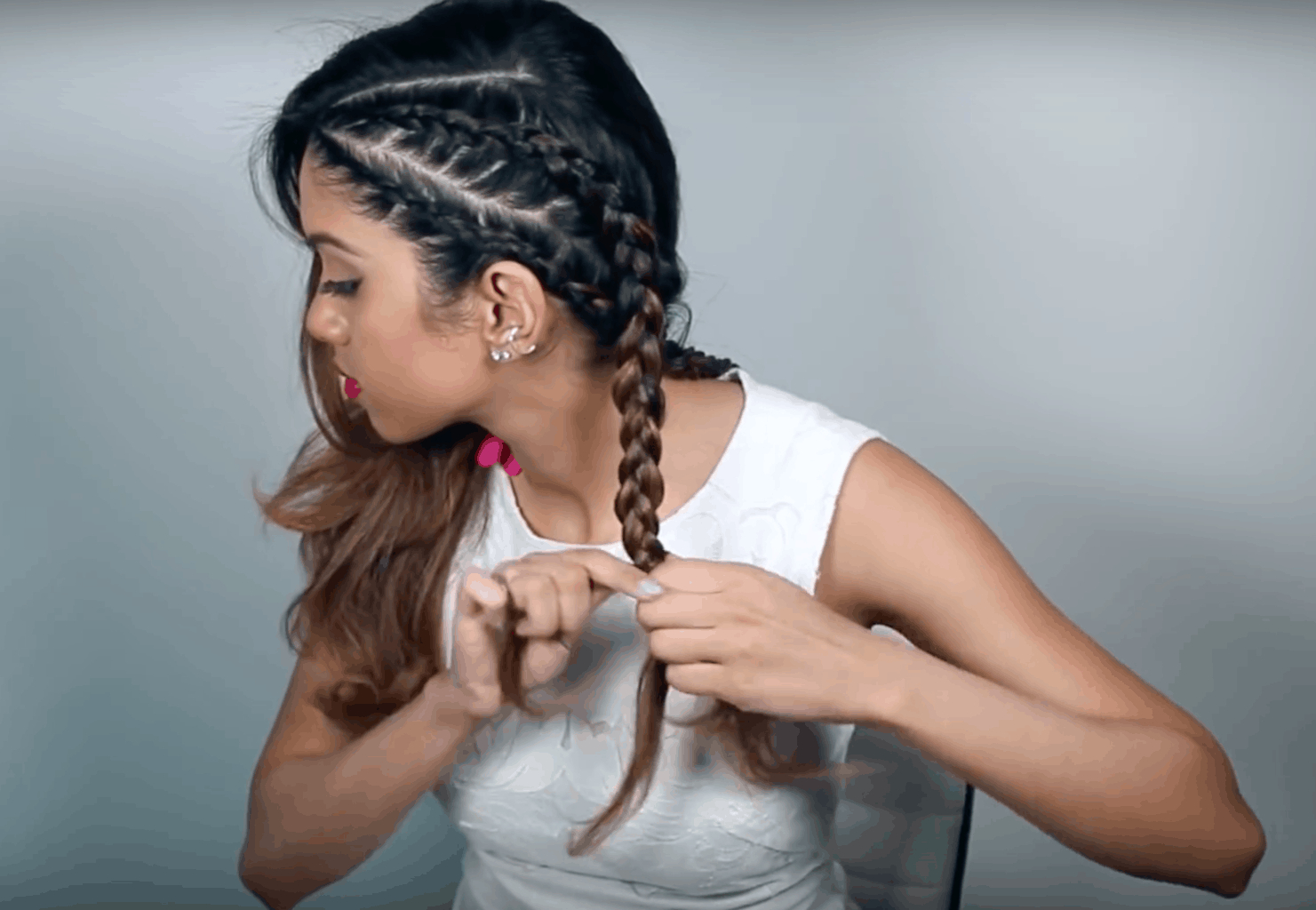 Edgy Style 101: 3 Best Hairstyles For Edgy Girls – College For Well Liked Faux Undercut Braid Hairstyles (View 7 of 20)