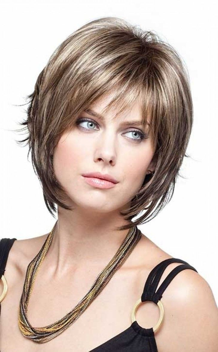 Famous A Very Short Layered Bob Hairstyles Within Layered Bob Hairstyles Short Hairstyles Most Short Layered (View 2 of 20)