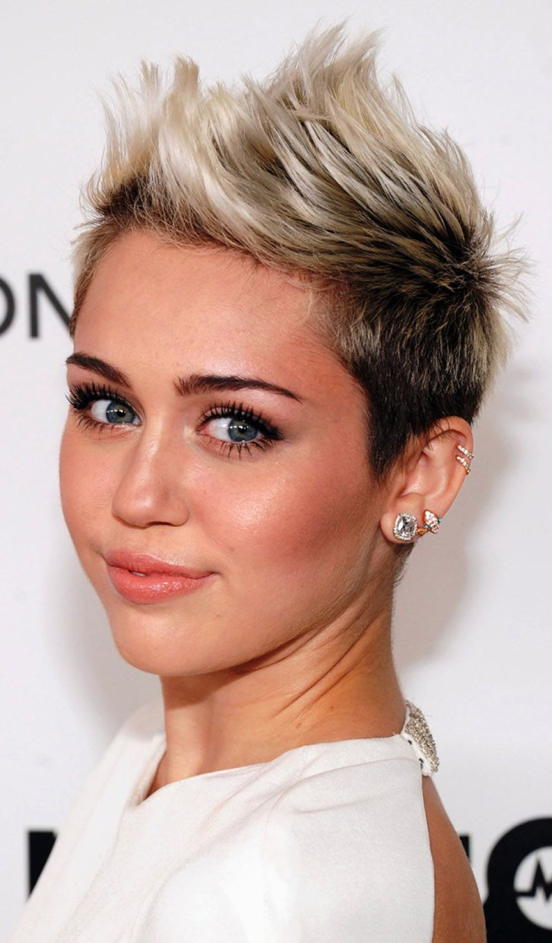 Famous Edgy Haircuts For Thin Hair Inside Pin On Hair (View 12 of 20)