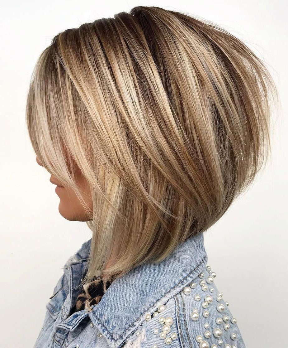 Famous Sassy Wavy Bob Hairstyles Inside Latest Hairstyles For Girls With Short, Medium & Long Hair (View 18 of 20)