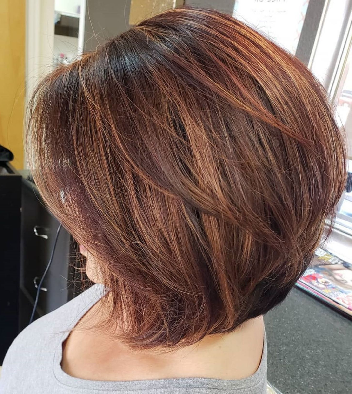 Featured Photo of Short To Medium Bob Hairstyles