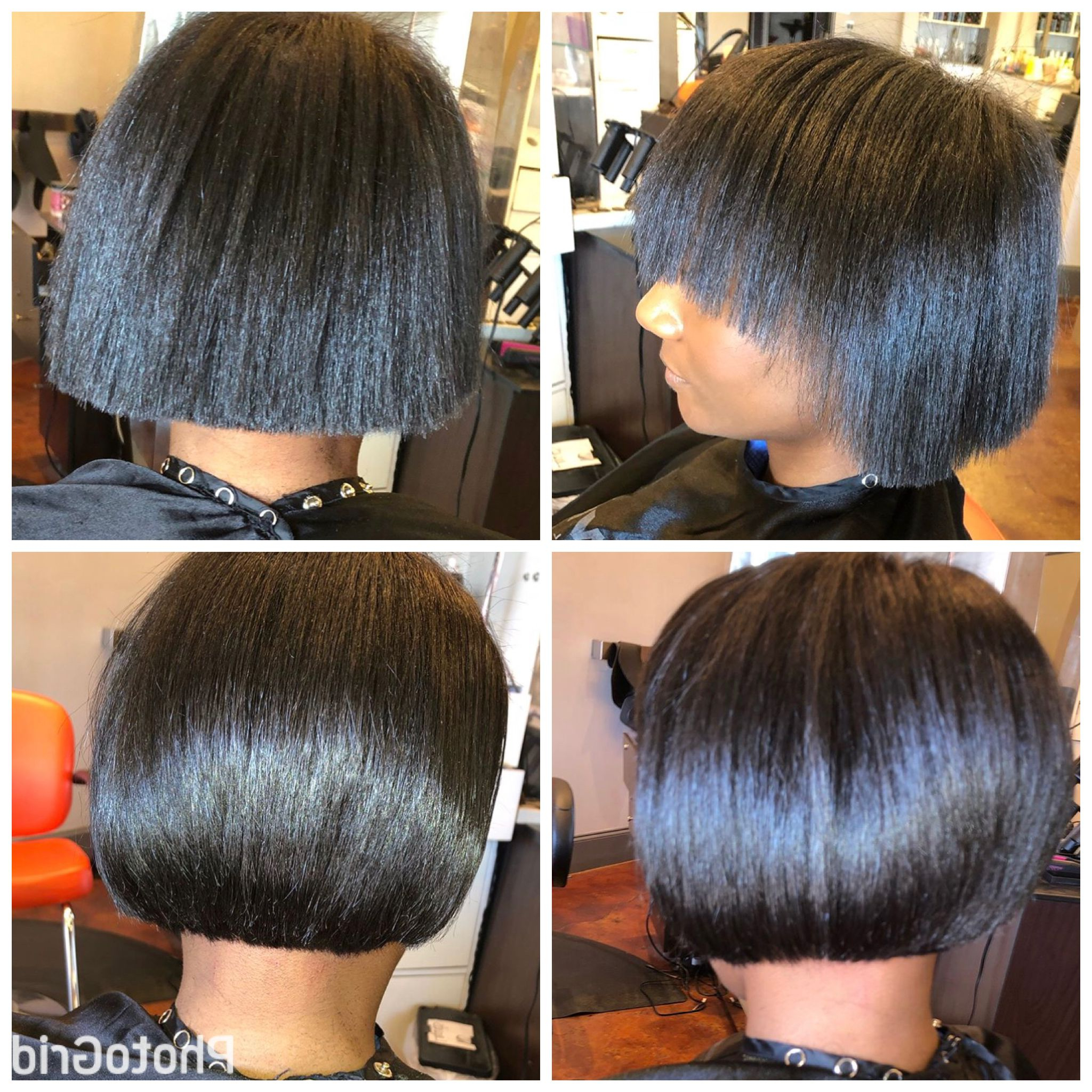 Favorite Natural Bob Hairstyles Throughout Pin On Natural Hair (View 9 of 20)