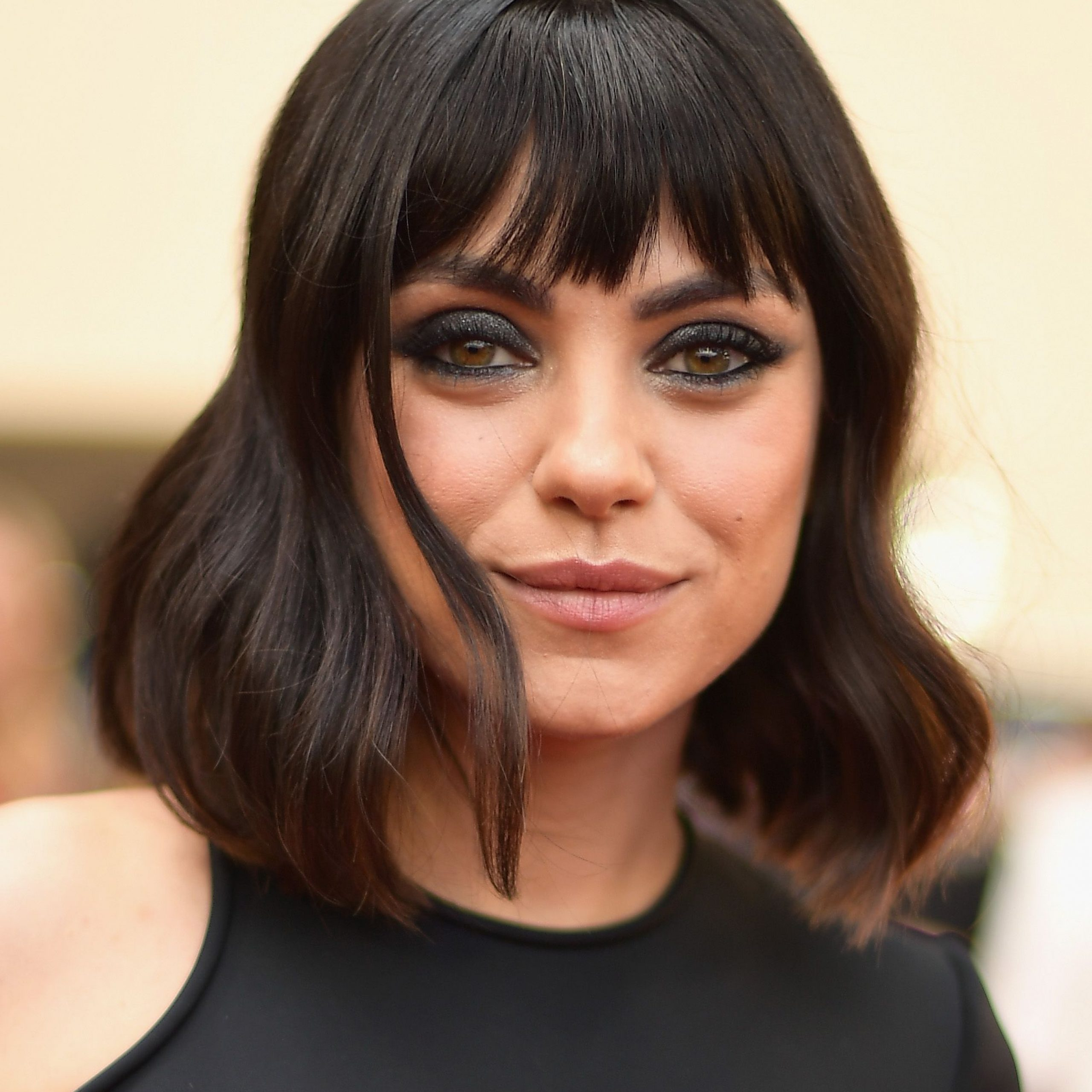 Favorite Razor Haircuts With Long Bangs Intended For 50 Bob And Lob Haircuts 2019 And 2020 – Best Celebrity Bob (View 18 of 20)