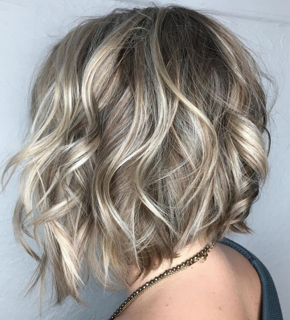 Favorite Short To Medium Bob Hairstyles Inside 60 Beautiful And Convenient Medium Bob Hairstyles In (View 7 of 21)