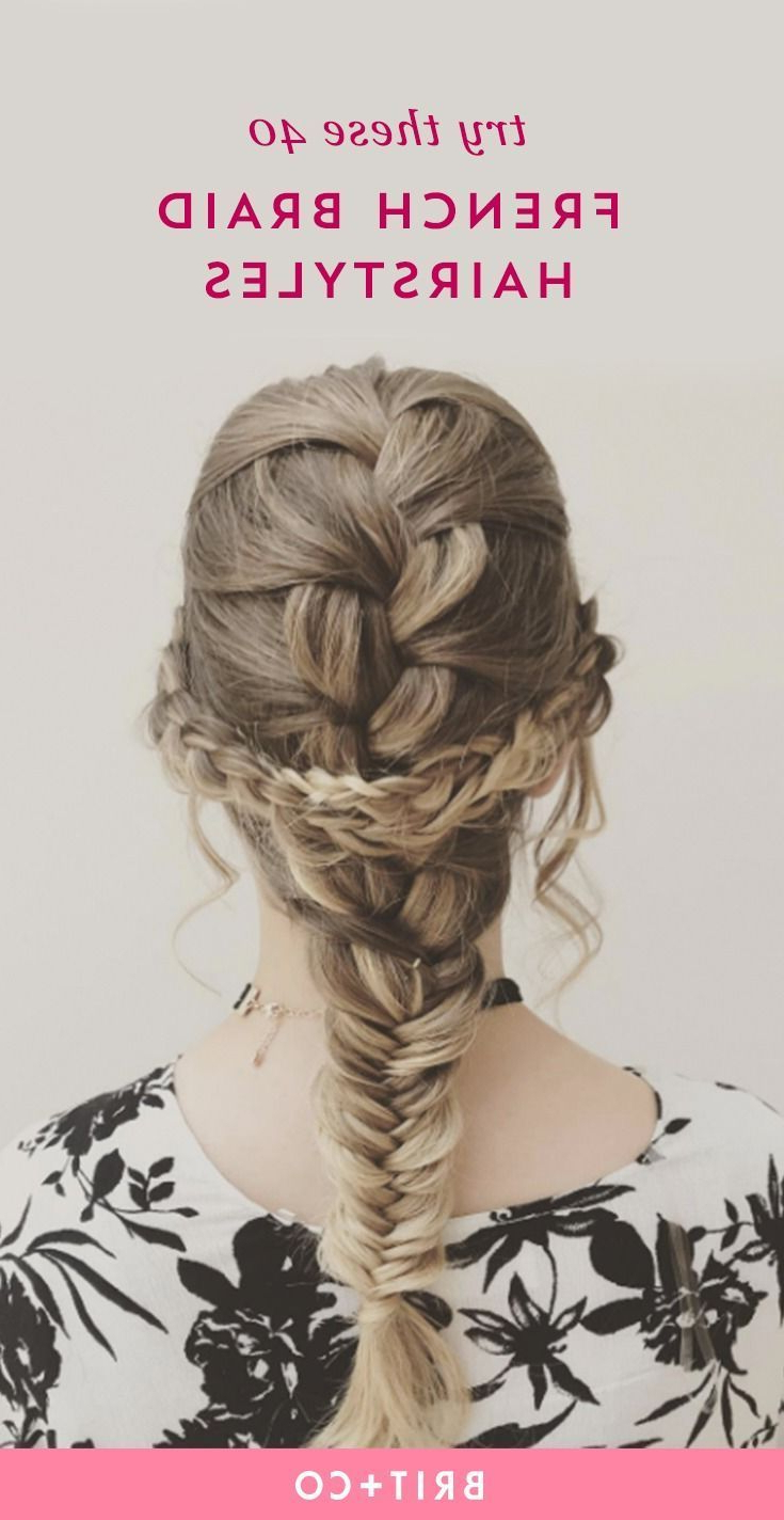 Feathered Hairstyles Girls Asymmetrical Hairstyles Color Pertaining To Well Known Asymmetrical French Braid Hairstyles (View 8 of 20)