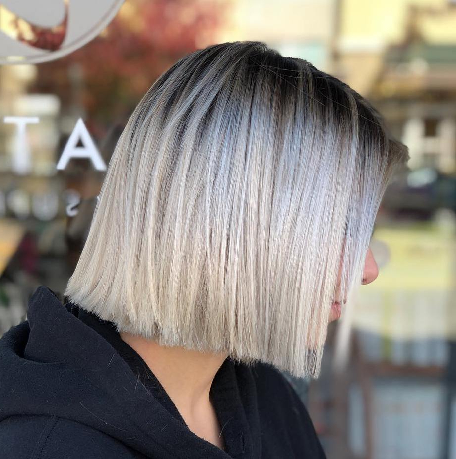 Find Your Best Bob Haircut For 2020 Pertaining To Most Recently Released Long Undercut Hairstyles With Shadow Root (View 6 of 20)