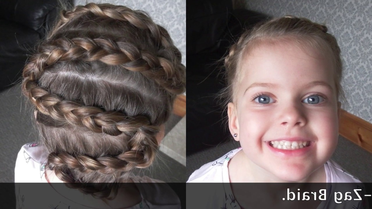 Find Your Perfect Hair Style Throughout Newest Zig Zag Braids Hairstyles (View 9 of 20)