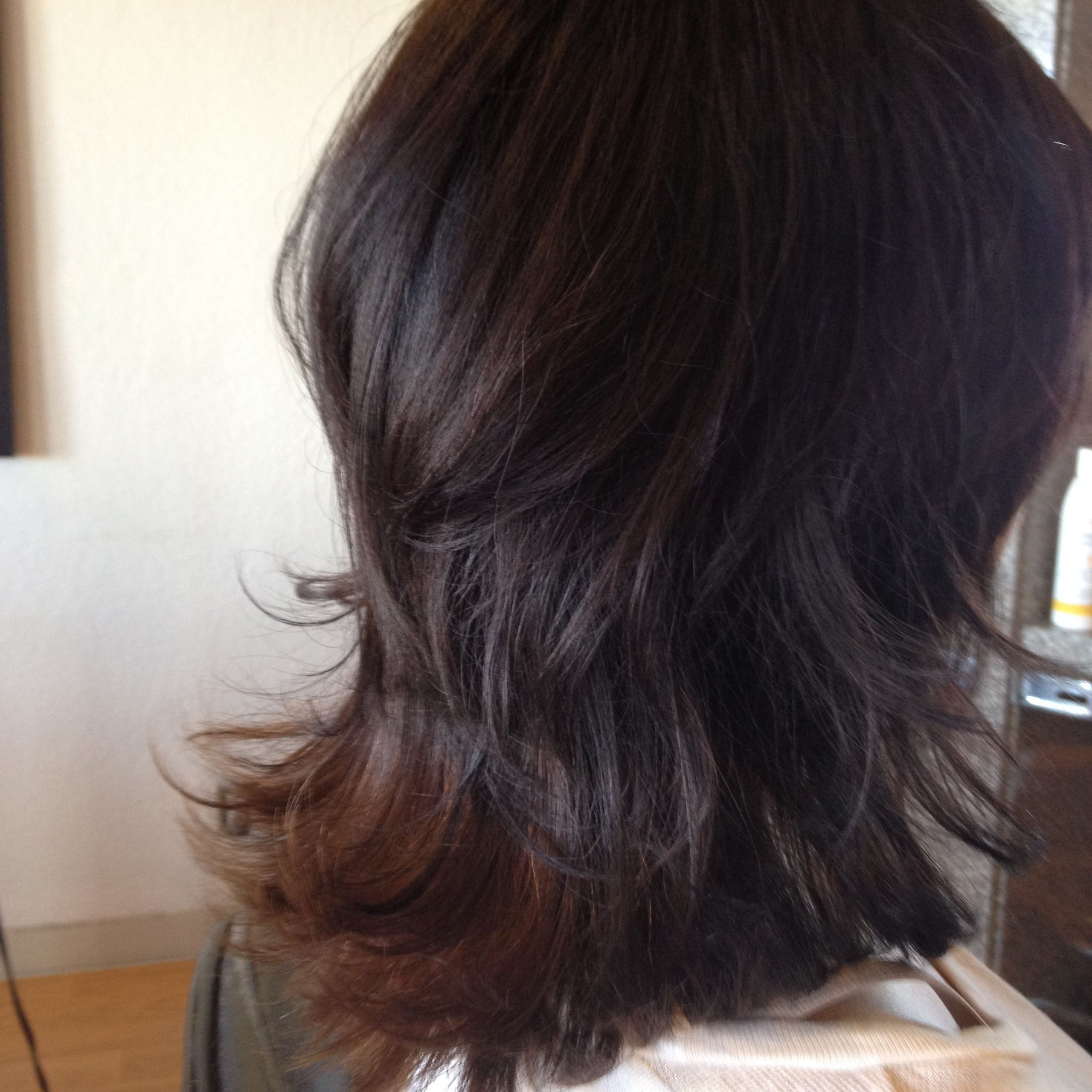 Flippy Layers Haircut Scruples Color (Gallery 1 of 20)