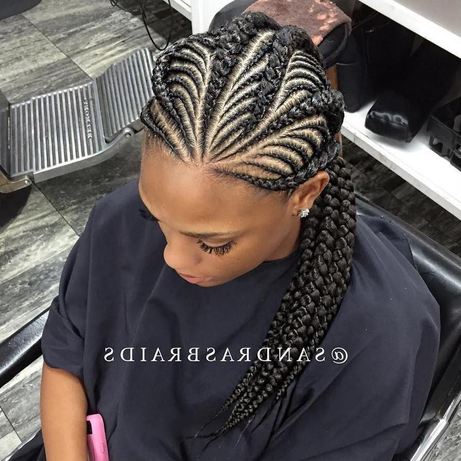 Ghana Braids (View 11 of 20)