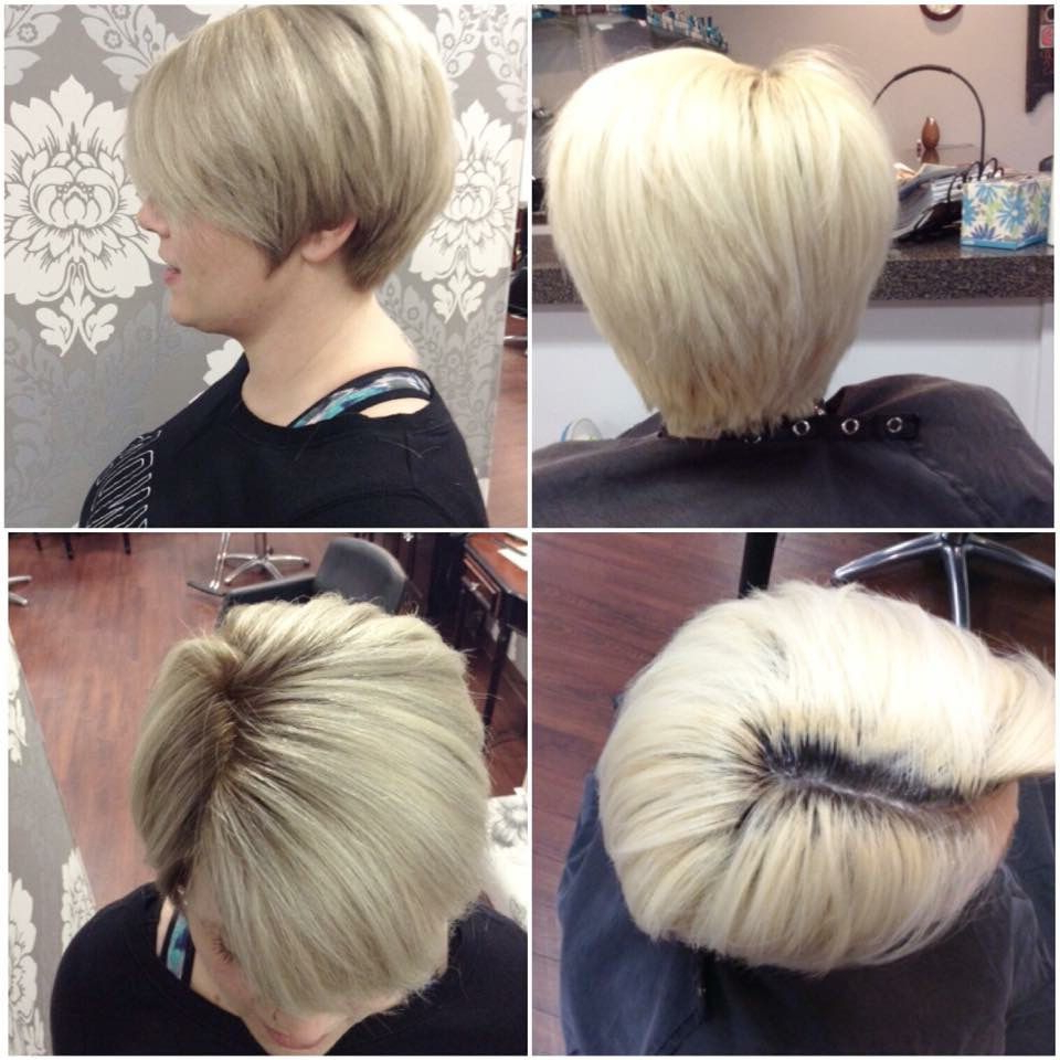 Hair Inspiration, Short With Regard To Most Recently Released Long Undercut Hairstyles With Shadow Root (View 8 of 20)