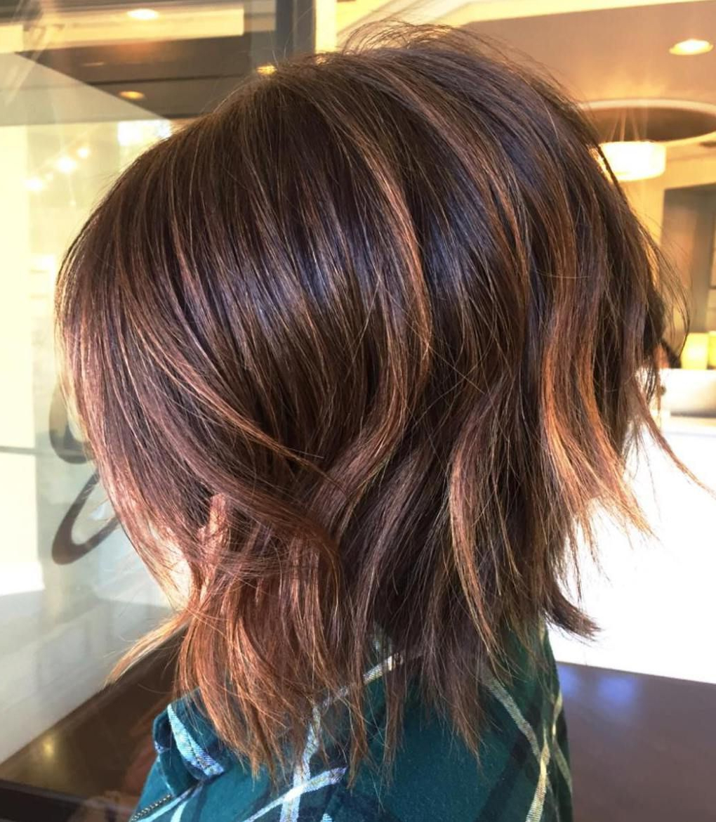 Hair Styles, Choppy Bob Regarding Most Recent Layered And Textured Bob Hairstyles (View 18 of 20)