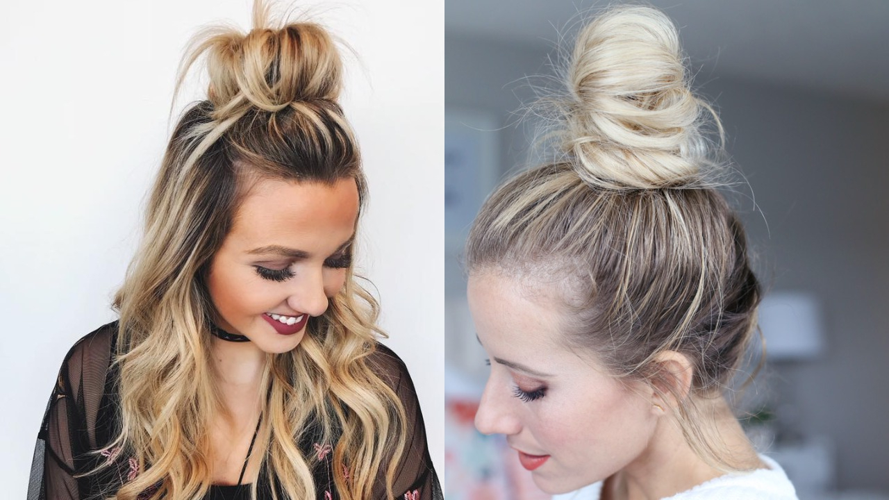Hairdo For 2020 Modern Braided Top Knot Hairstyles (View 14 of 20)