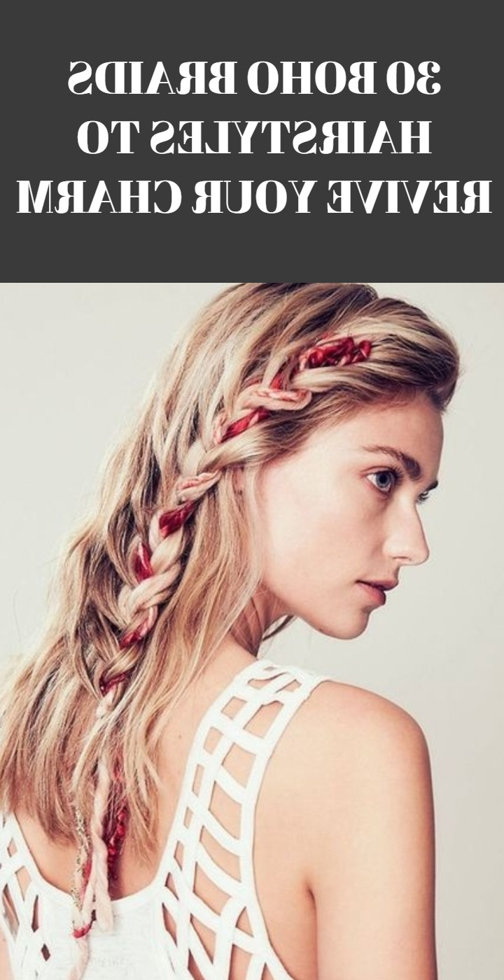 Hairdo With Regard To Fashionable Tapered Tail Braid Hairstyles (View 8 of 20)