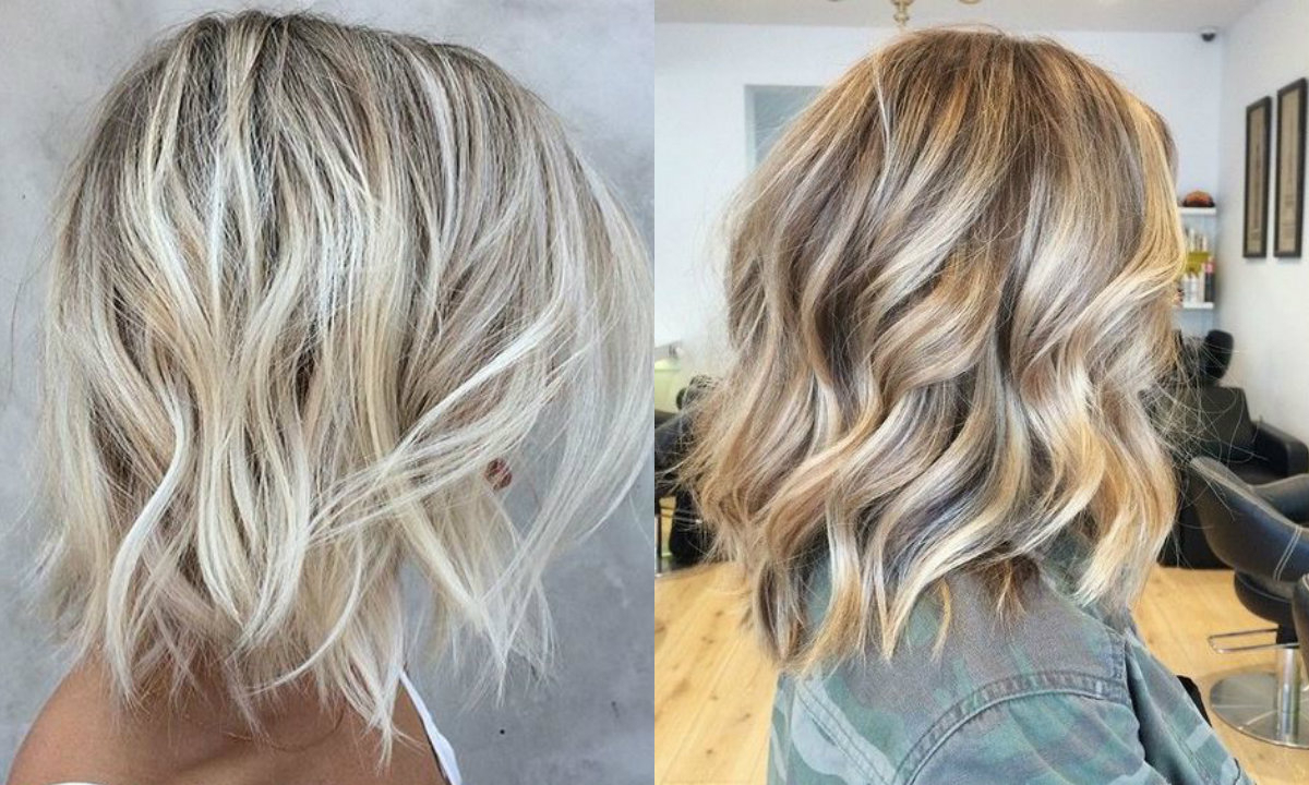 Hairdrome With Best And Newest Beach Wave Bob Hairstyles With Highlights (View 11 of 20)