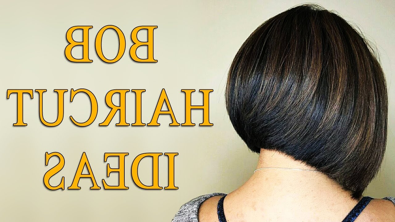 Hairstyles: Graduated Bob Hairstyles Back View Regarding Fashionable Graduated Angled Bob Hairstyles (View 10 of 20)