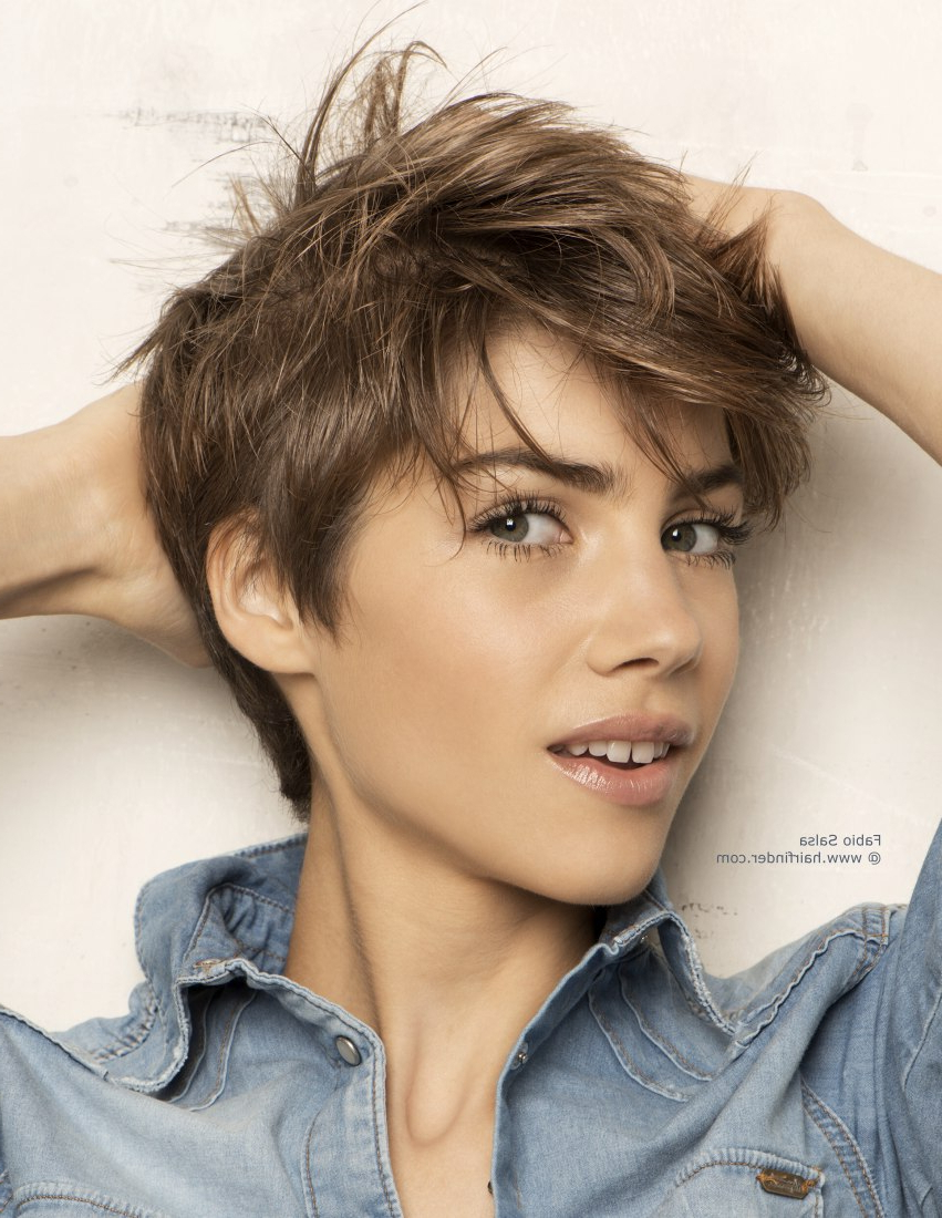 Hairstylo Within 2017 Androgynous Pixie Haircuts (View 15 of 20)