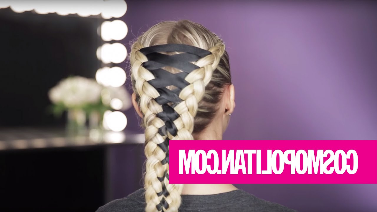How To Do A Corset Braid (View 9 of 20)