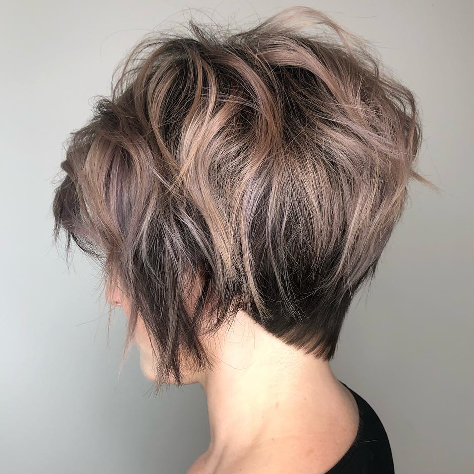 How To Nail Layered Hair In 2020: Full Guide To Lengths And With Regard To Well Known Bob Hairstyles With Subtle Layers (View 13 of 20)