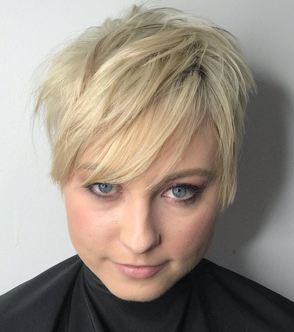 How To Pull Off Long Pixie Cut In 2020 And To Look Picture Within Most Recent Pixie Haircuts With Wispy Bangs (View 13 of 20)