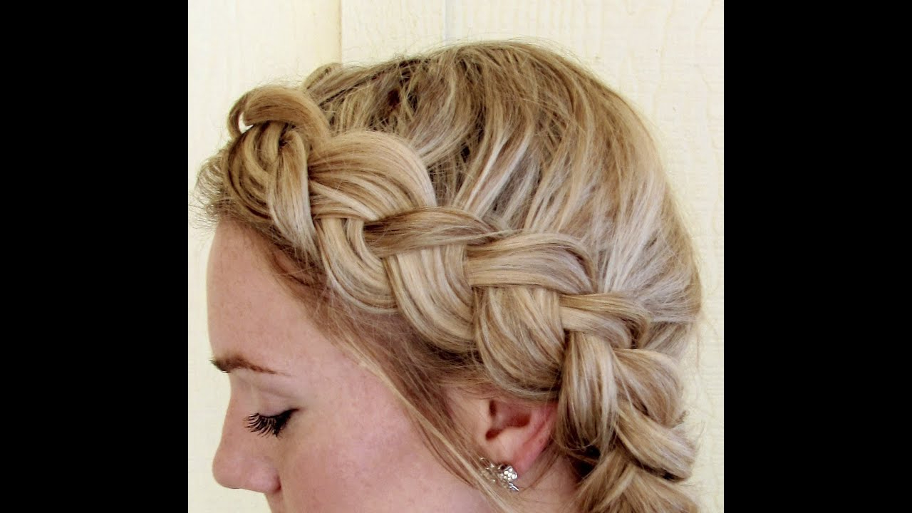 How To: Side Dutch Braid Inside Well Liked Side Dutch Braid Hairstyles (View 4 of 20)