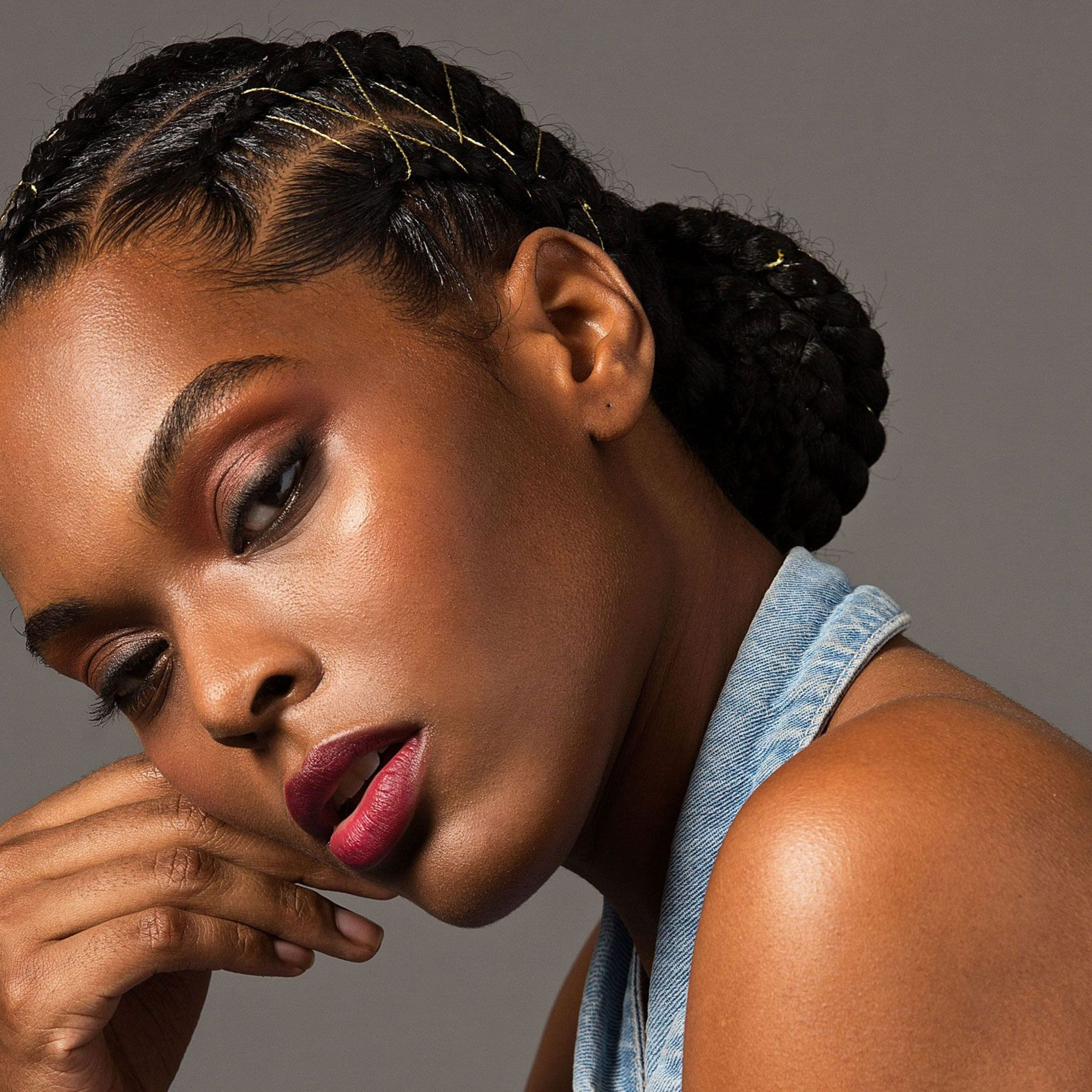 How To Style A Gorgeous Braided Low Bun – The Most Gorgeous Inside 2019 Plaited Low Bun Braid Hairstyles (View 11 of 20)