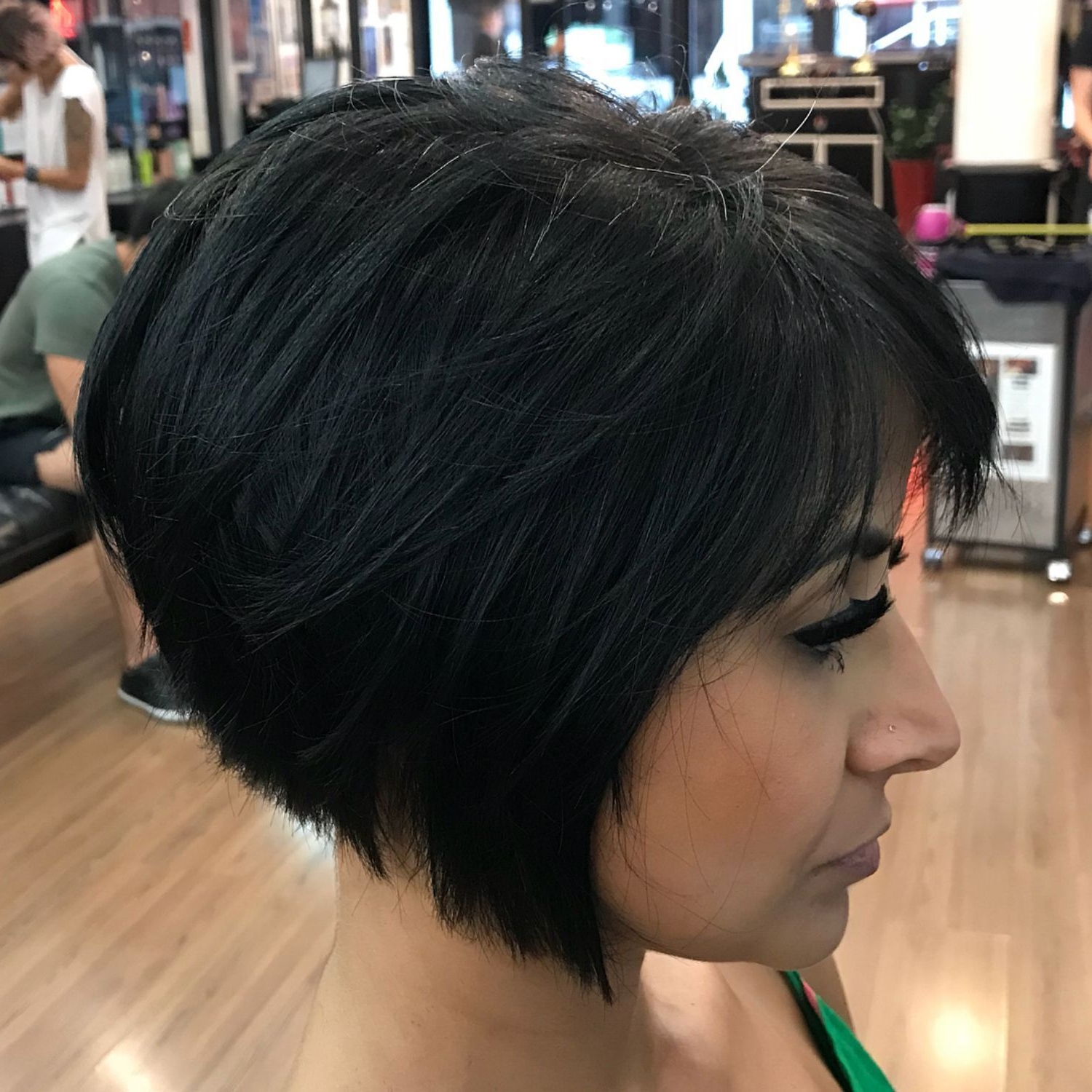 Inverted Bob Haircuts (View 7 of 20)