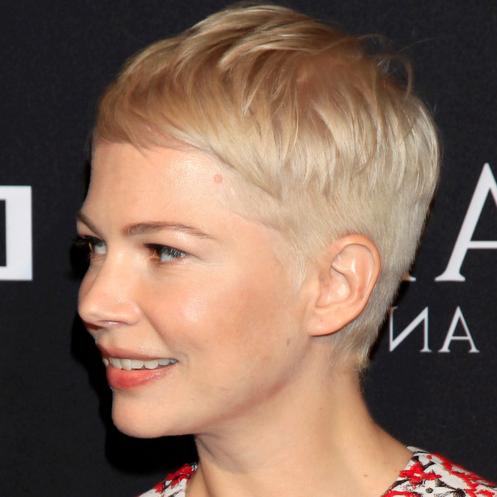 Know Yourself And Your Hair – Questions To Ask Your Intended For Most Recently Released Michelle Williams Pixie Haircuts (View 12 of 20)