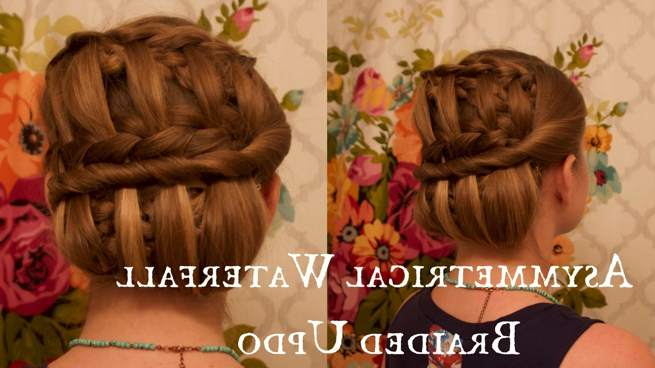 Ladollyvita33 With Regard To Best And Newest Asymmetrical French Braid Hairstyles (View 12 of 20)