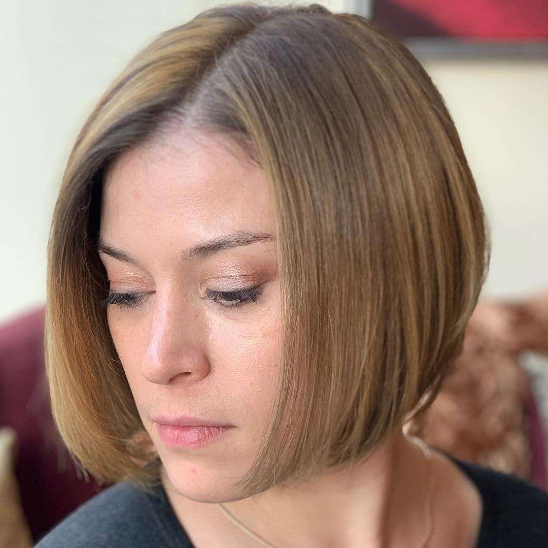 Latest Bob Haircut For Women 2019 » Short Haircut Ideas In 2017 Short Cappuccino Bob Hairstyles (View 15 of 20)