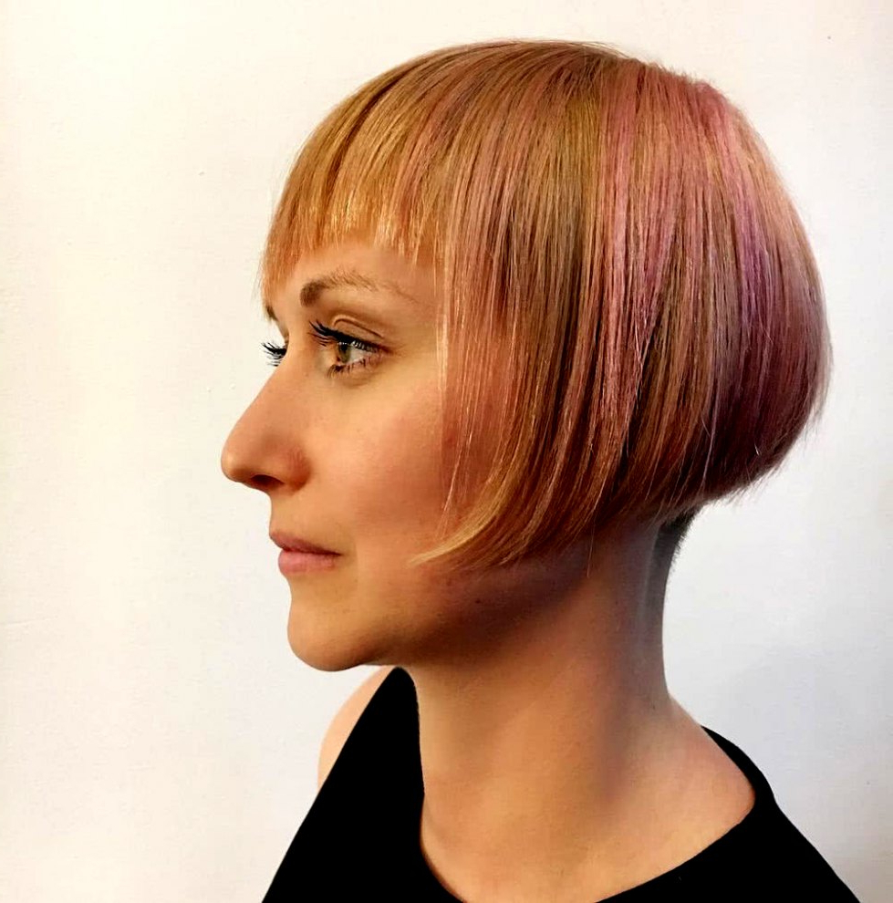 Medium Length Hairstyles For Women Over 40 Writing Jennifer Within Well Known Disconnected Pixie Haircuts For Fine Hair (View 10 of 20)