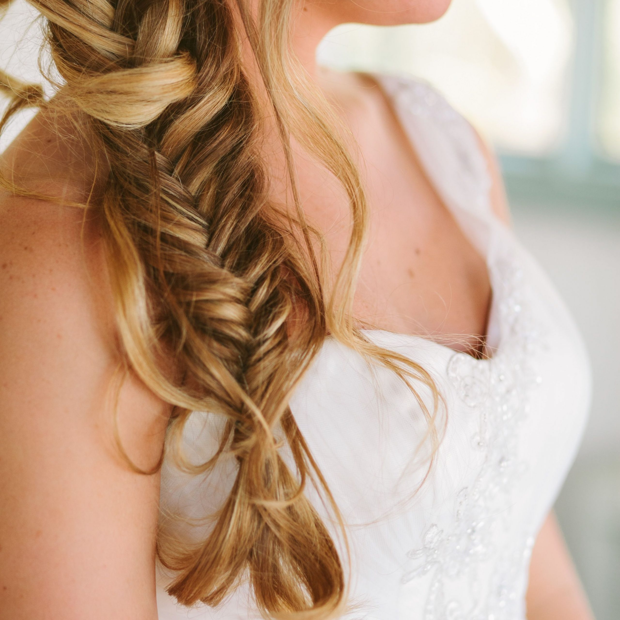 Messy Fishtail Braids (View 10 of 20)