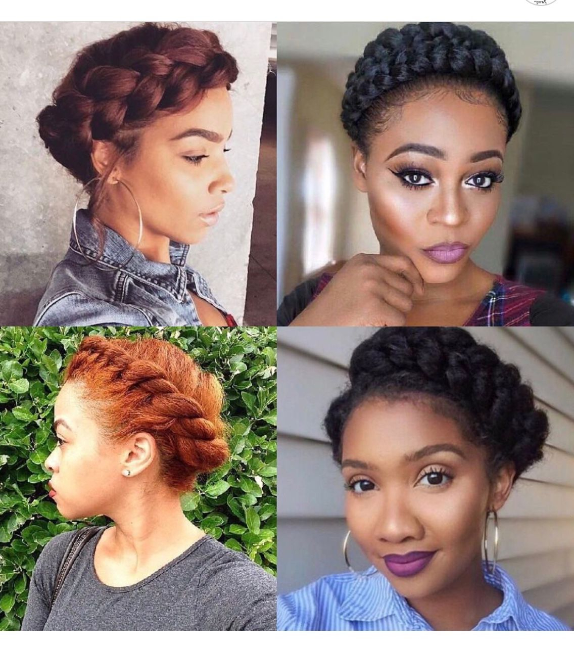 Most Current Braided Halo Hairstyles Throughout The Halo Braid Follow For More Styles Www (View 9 of 20)