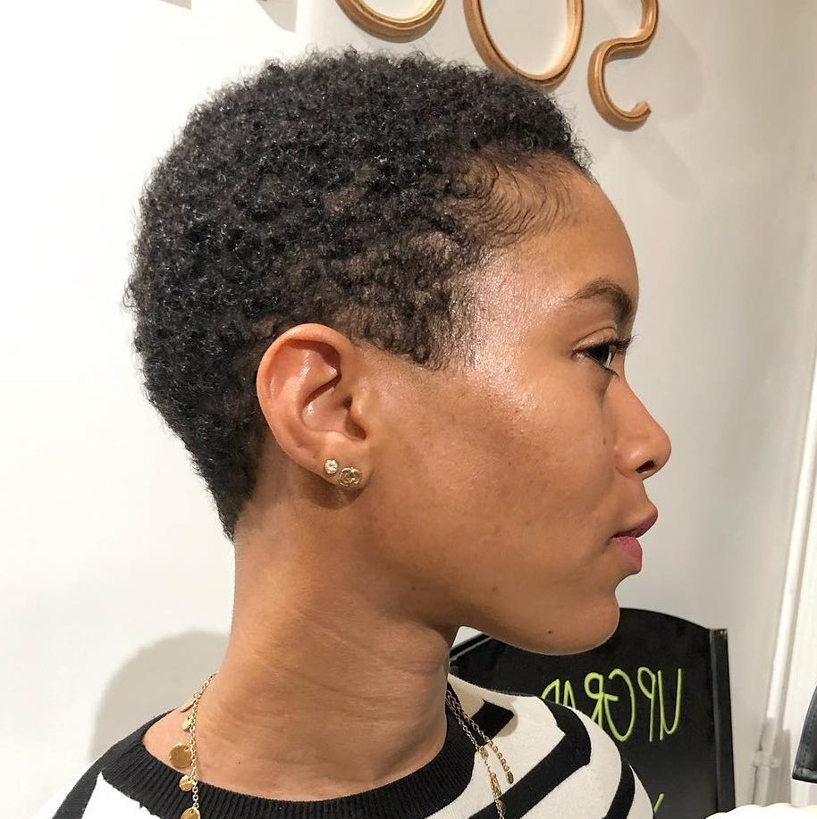 Most Current Metallic Short And Choppy Pixie Haircuts Pertaining To 50 Hottest Pixie Cut Hairstyles In (View 15 of 20)