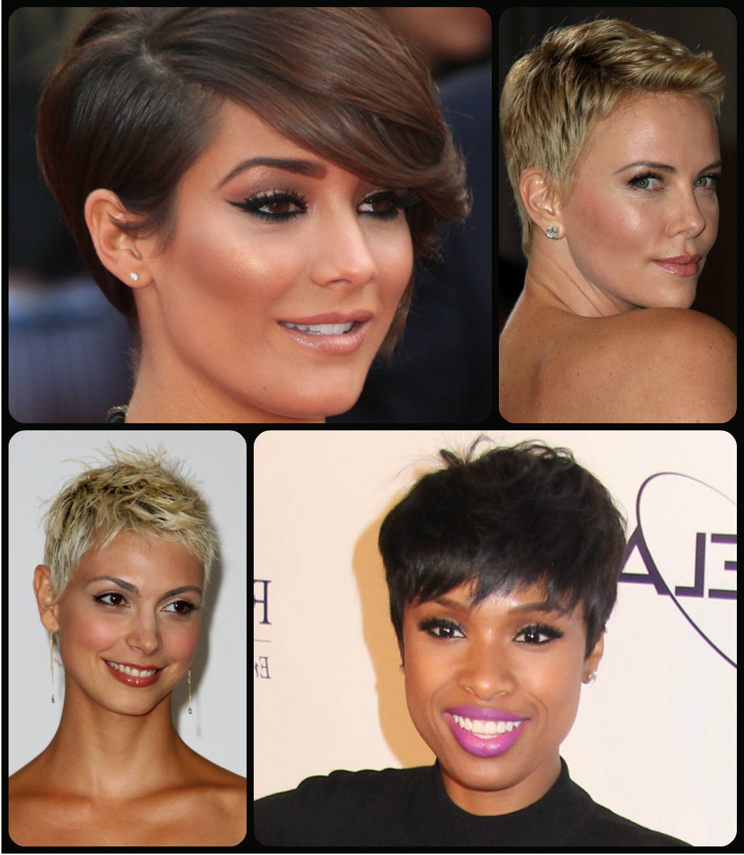 Most Current Morena Pixie Haircuts With Bangs In Overwhelming Pixie Haircuts 2015 Summer (View 10 of 20)