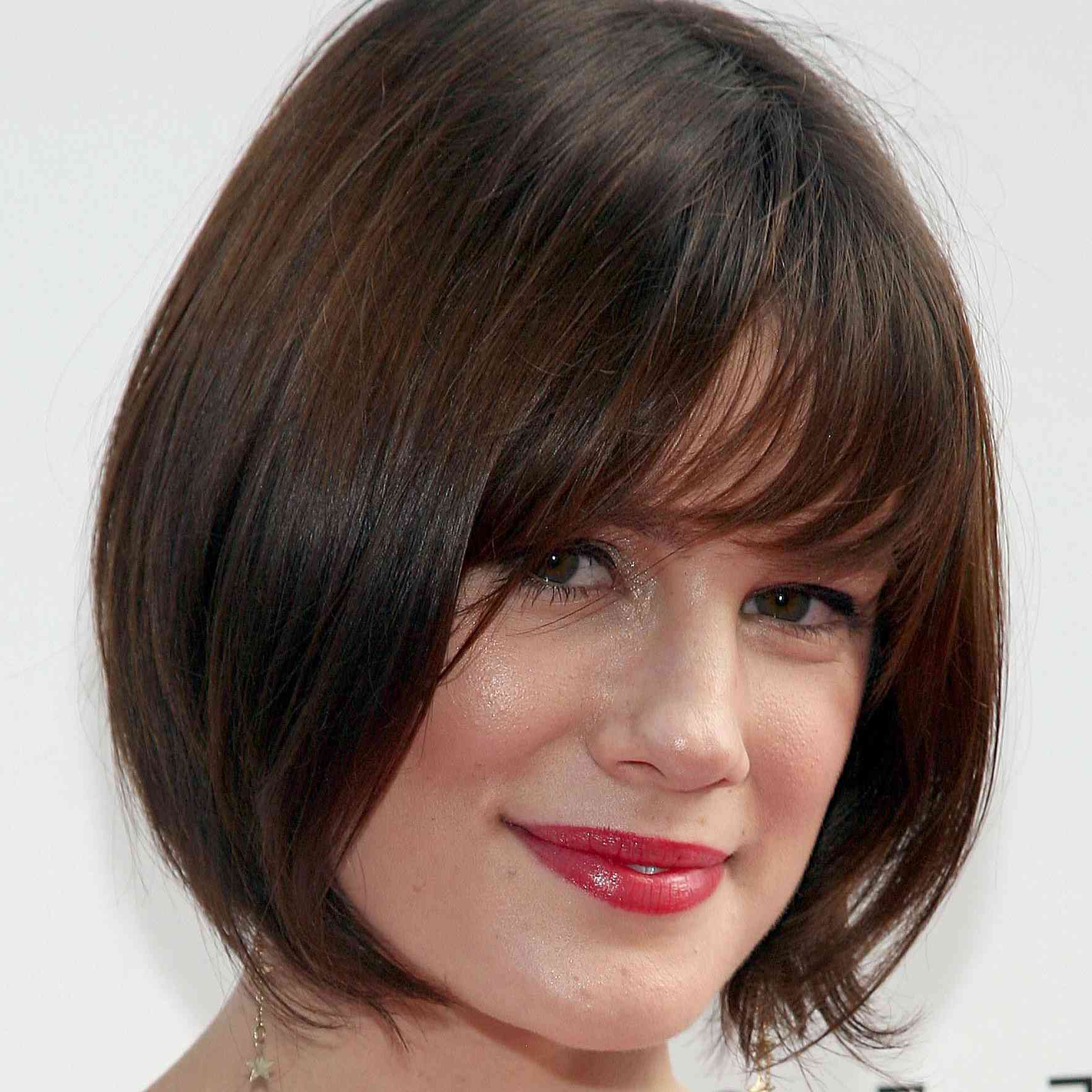 Most Current Morena Pixie Haircuts With Bangs Regarding The Best Short Haircuts For Brunettes (View 11 of 20)