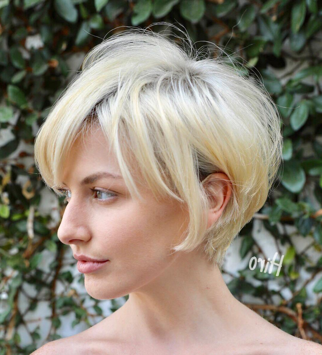 Most Current Short Feathered Bob Crop Hairstyles Within 50 Hottest Pixie Cut Hairstyles In (View 6 of 20)
