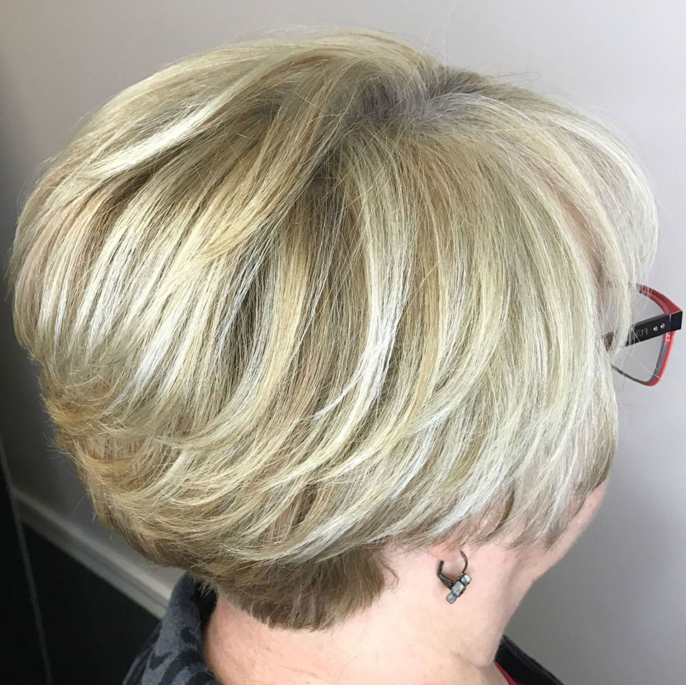 Most Popular Blonde Undercut Bob Hairstyles With Regard To Pin On Hair (View 14 of 20)
