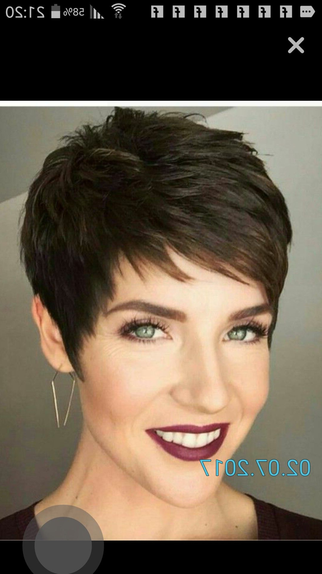 Most Popular Sassy Short Pixie Haircuts With Bangs With Regard To Pin On Short Hair Styles Pixie (View 6 of 20)