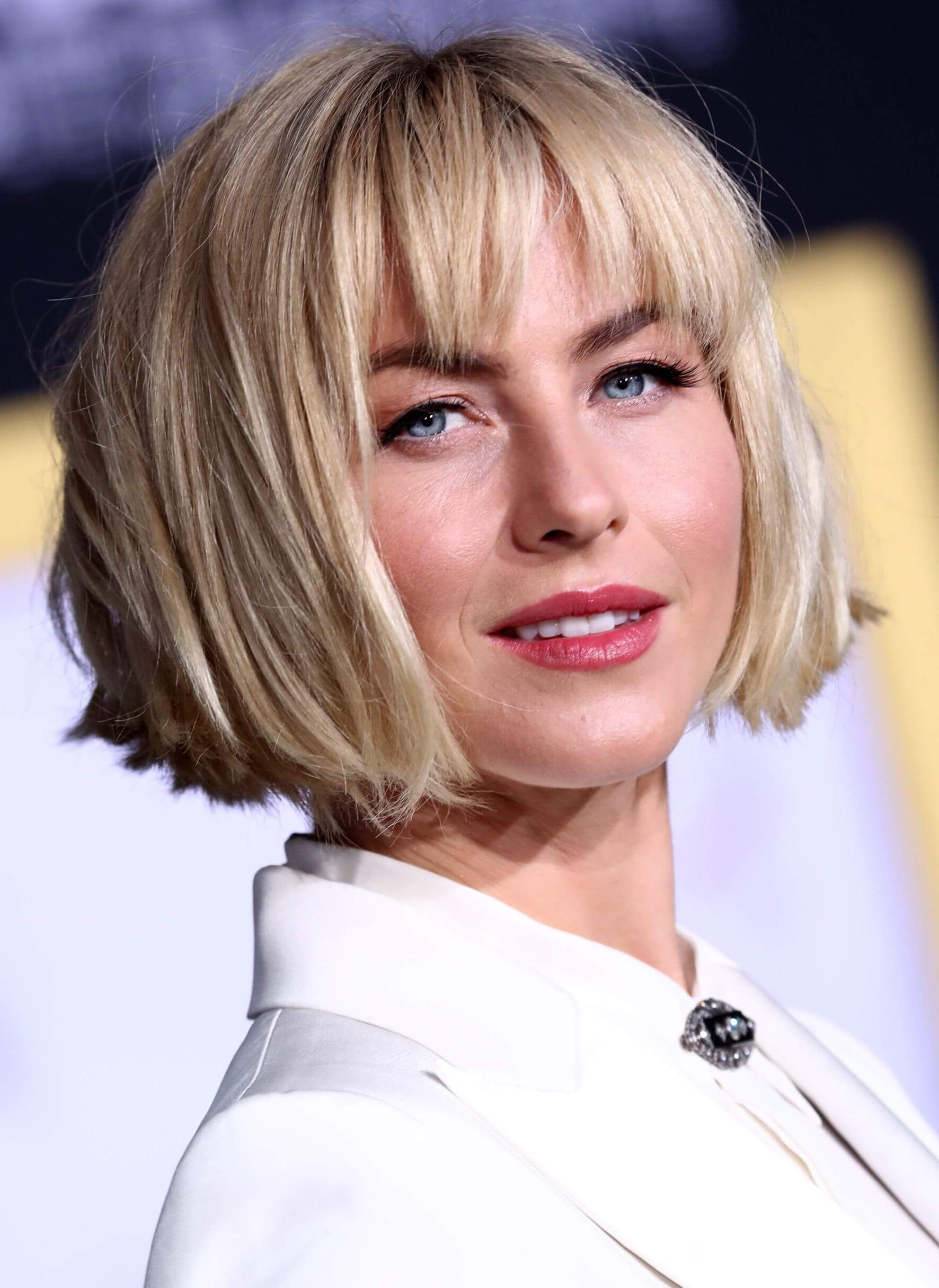 Most Recent Blunt Bob Hairstyles For 25 Blunt Bob Haircuts – Hairstyles That Are Timeless With A (View 8 of 20)