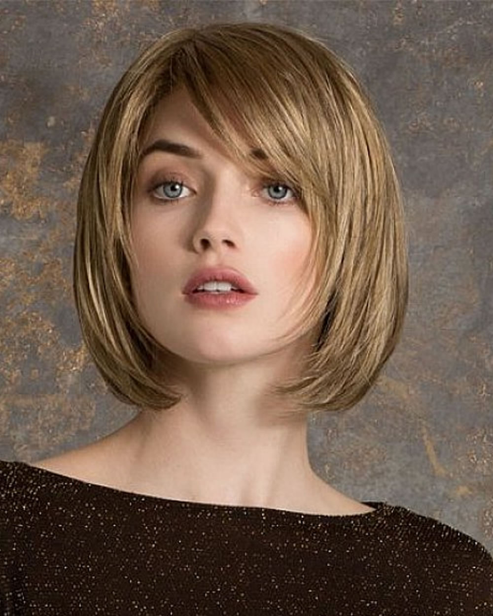 Most Recent Bob Hairstyles With Bangs Throughout Hairstyles: Bob Hairstyles With Bangs For Black Hair (View 6 of 20)