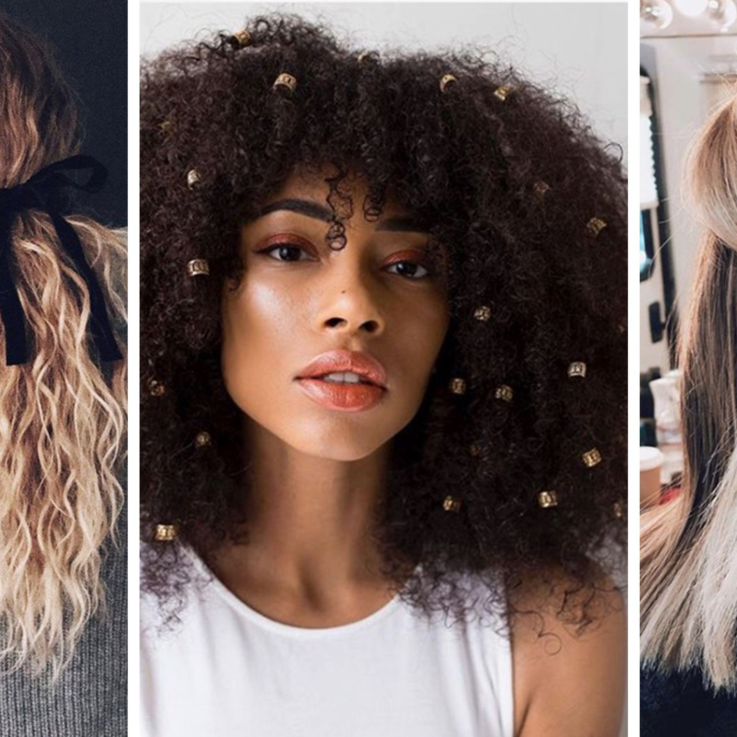 Most Recent Hoop Embellished Braids Hairstyles Pertaining To Hair Trends 2018 – Hairstyles, Hair Colours & Trends You (View 9 of 20)