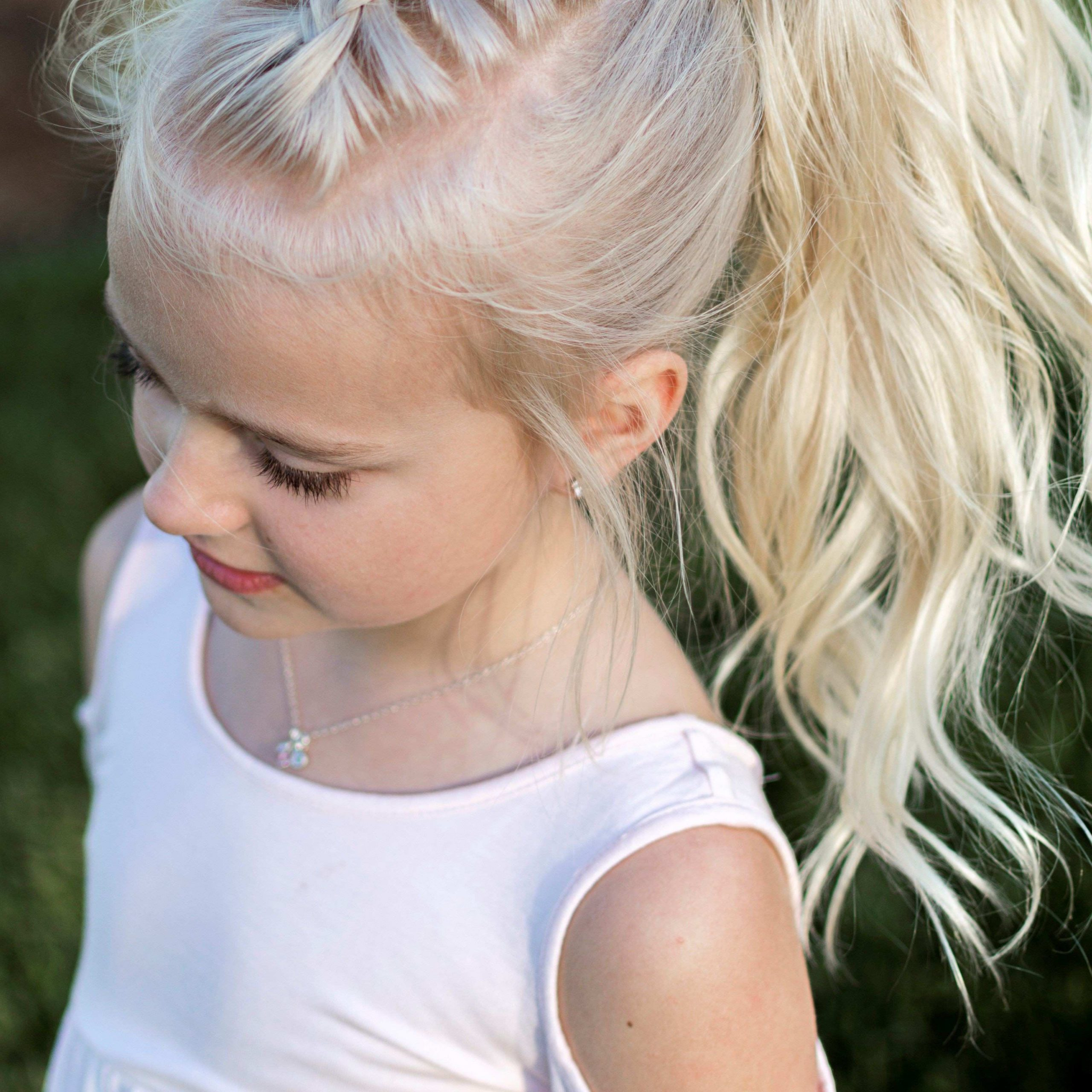 Most Recent Ponytail Fishtail Braid Hairstyles Pertaining To Fashion : Most Captivating Ponytail Fishtail Braid (View 7 of 20)