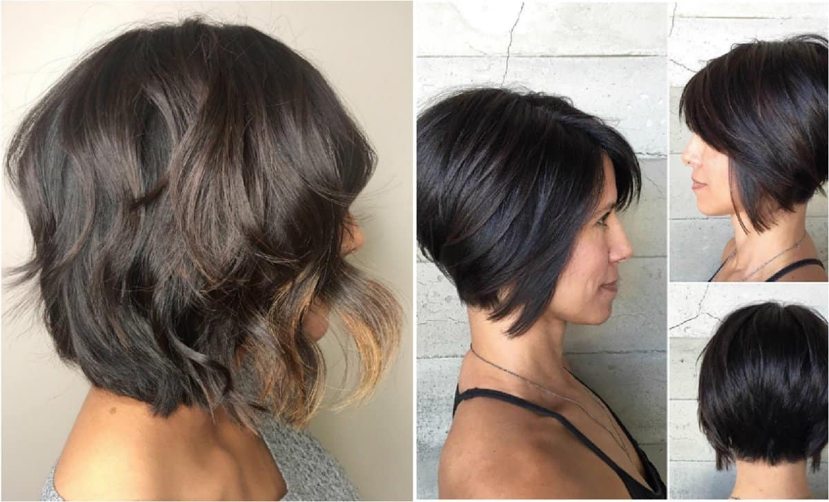 Most Recent Short Side Swept Pixie Haircuts With Caramel Highlights Within 29 Short Hairstyles Terrific For Thick Hair – Wild About Beauty (Gallery 19 of 20)