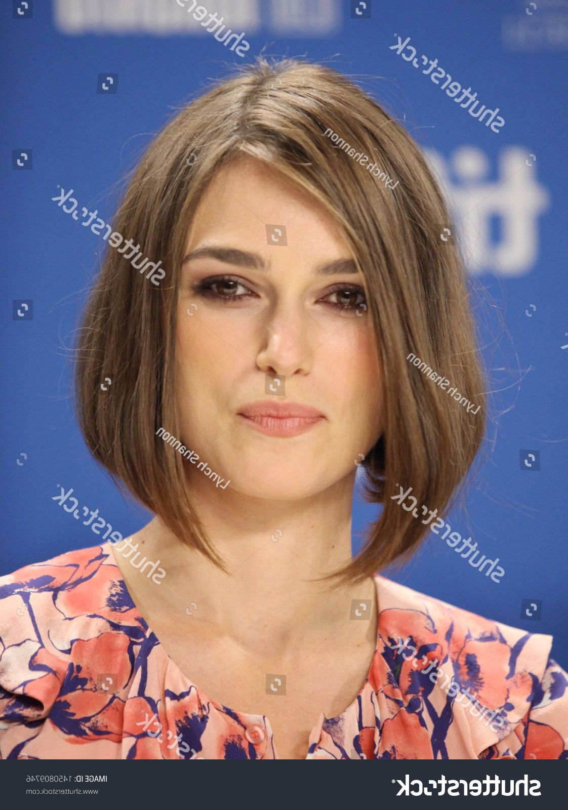 Most Recently Released Blunt Bob Hairstyles In Los Angelescaliforniausa 06112019 Women Blunt Bob Stock (View 14 of 20)