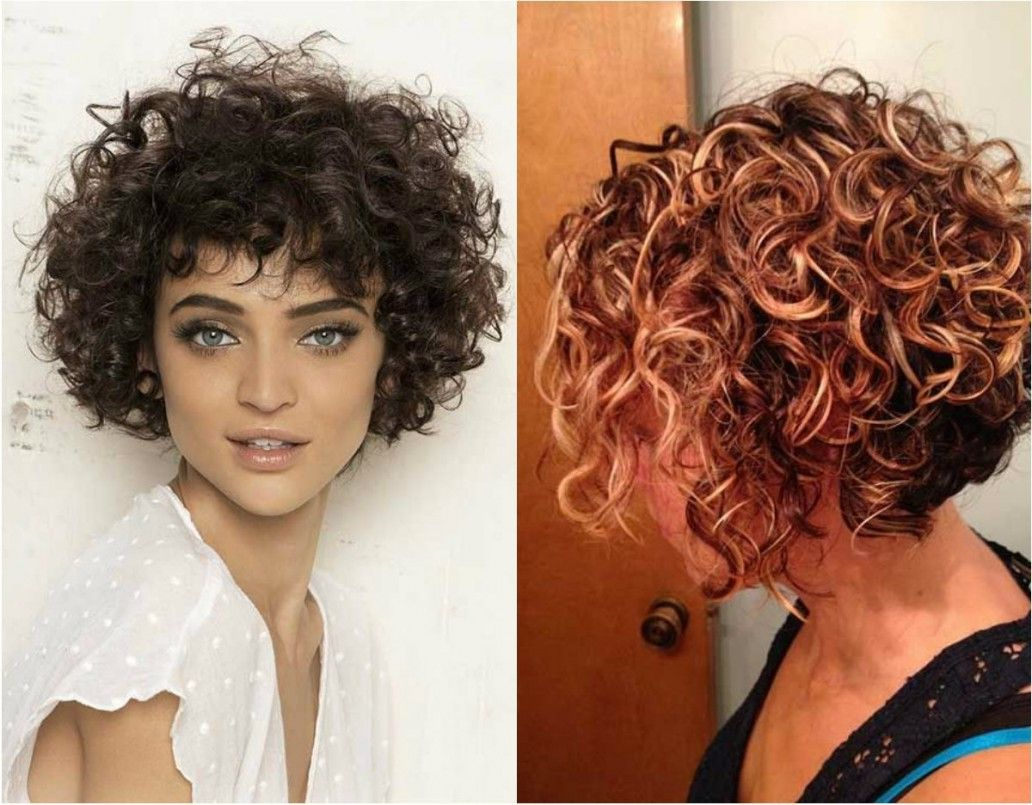 Most Recently Released Permed Bob Hairstyles Pertaining To Amazing Short Curly Bob Perm (View 10 of 20)
