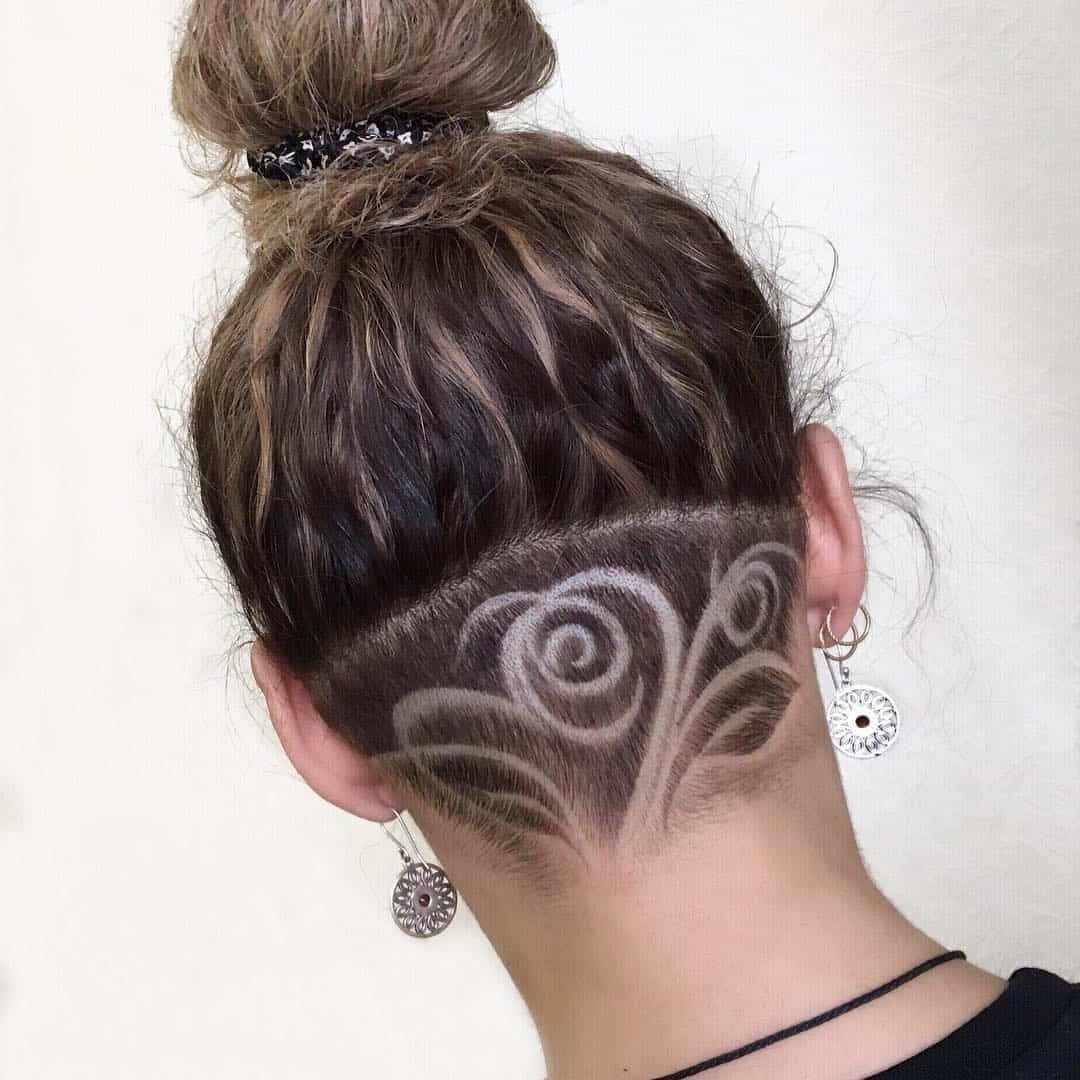 Most Recently Released Shaved Undercuts Regarding 30 Phenomenal Undercut Designs For The Bold And Edgy (View 12 of 20)