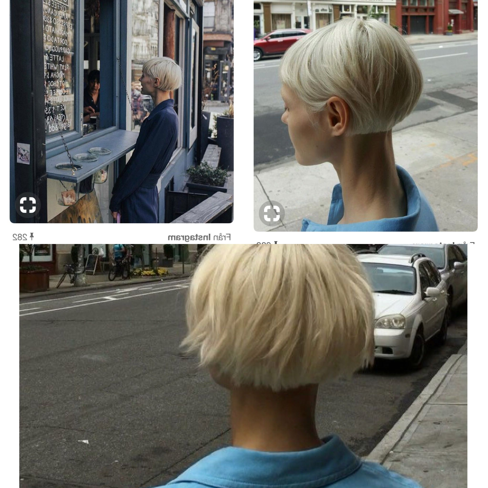 Most Recently Released Short Cappuccino Bob Hairstyles Inside Pin On Carré (View 4 of 20)