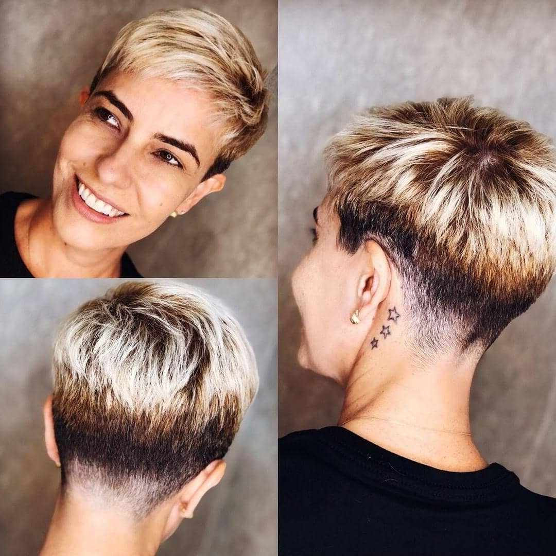 Most Up To Date A Very Short Layered Bob Hairstyles With 30 Best Short Layered Pixie And Bob Hairstyles 2019 – Eazy Vibe (View 6 of 20)