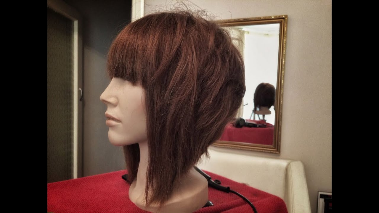 Most Up To Date Classic Disconnected Bob Haircuts With Regard To Modern Bob Variation With Disconnection (View 15 of 20)