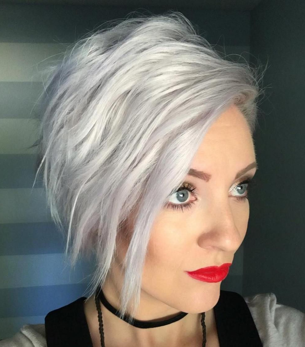 Most Up To Date Edgy Haircuts For Thin Hair Regarding 70 Devastatingly Cool Haircuts For Thin Hair (View 14 of 20)